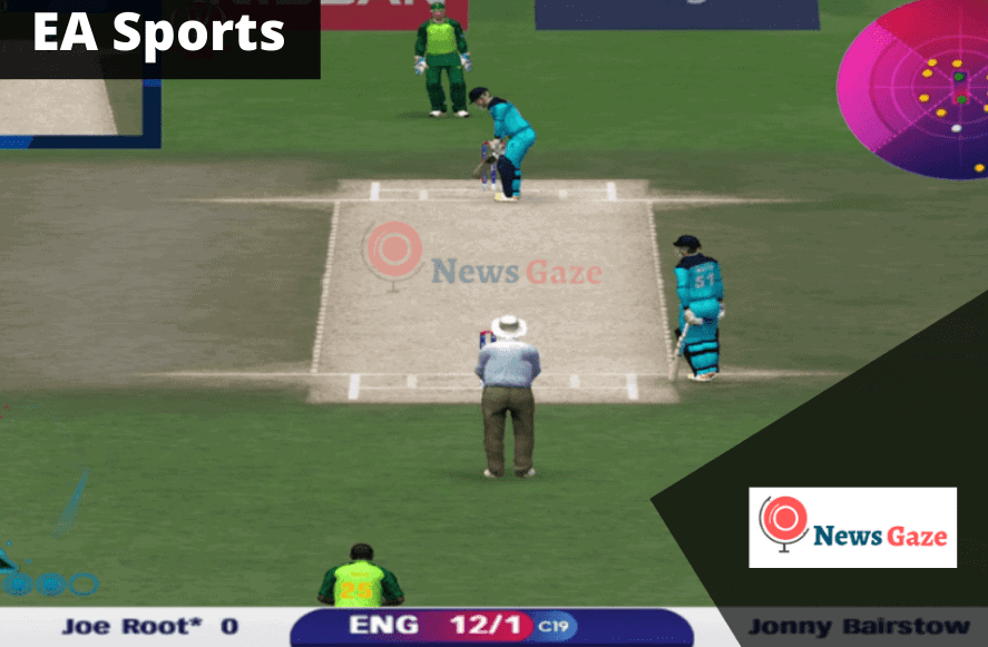 EA sports cricket 2020