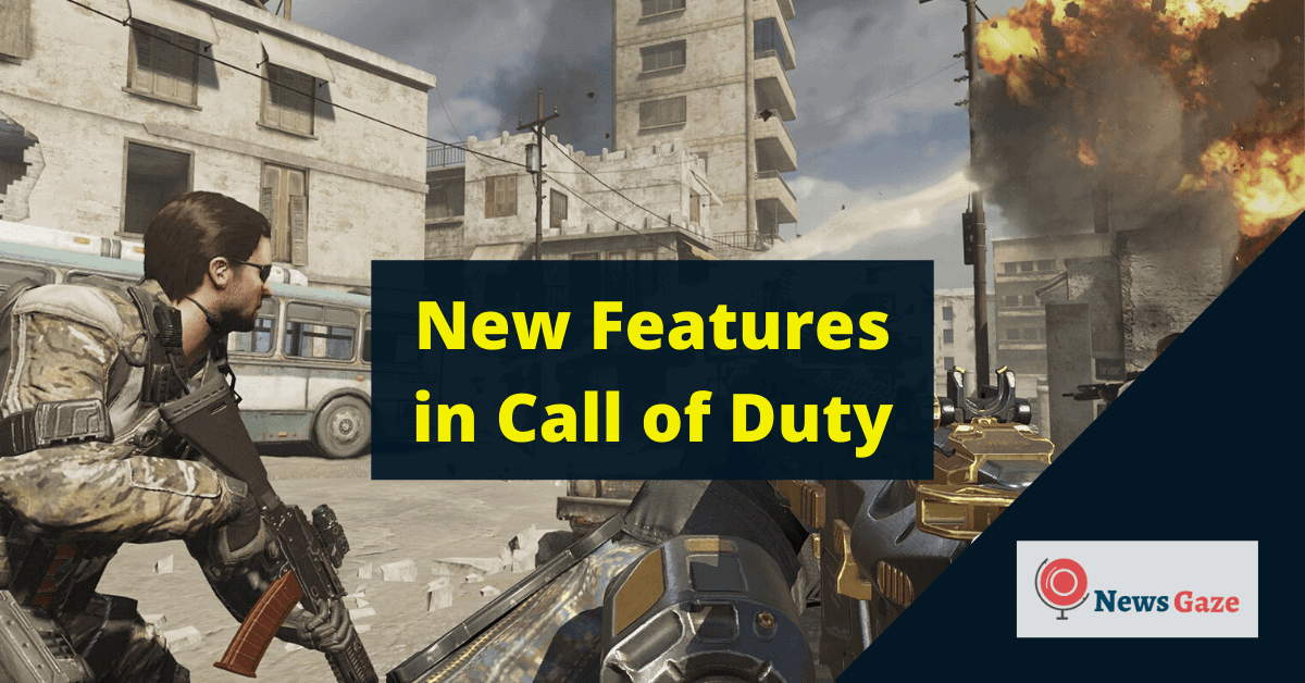 Call of Duty new features