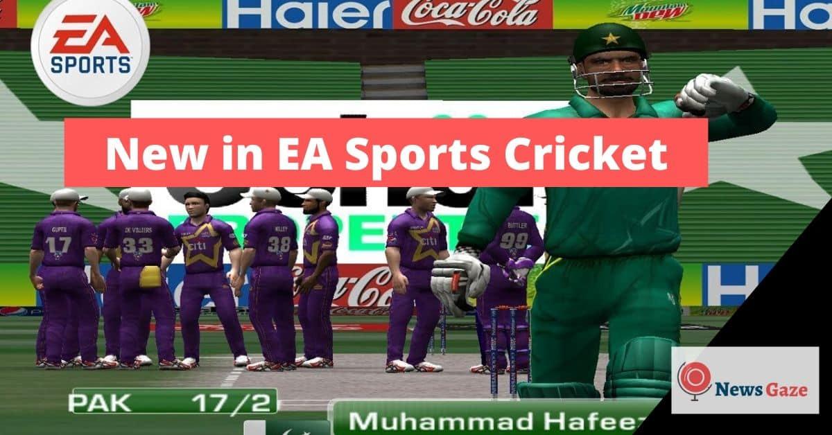 EA Sports Cricket 2020