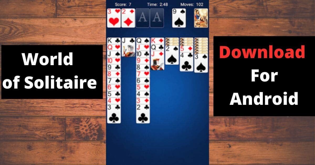 World of Solitaire for Android