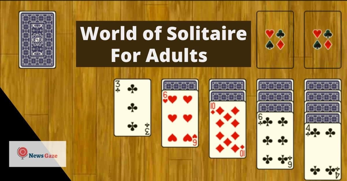 World of Solitaire for adults