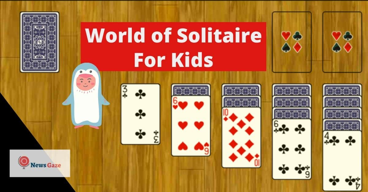 World of Solitaire for kids