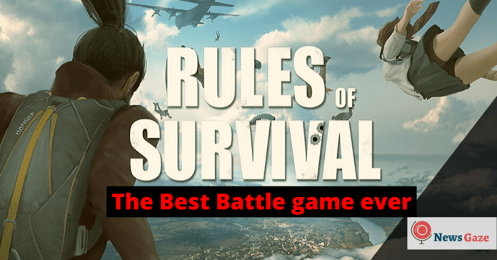rules of survival game