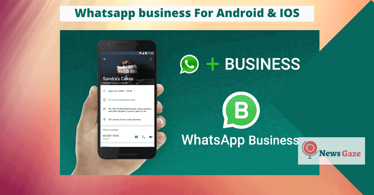 whatsapp business for android & ios