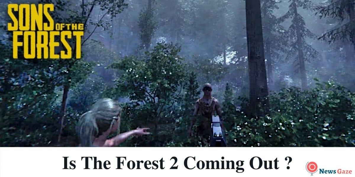 The Forest 2